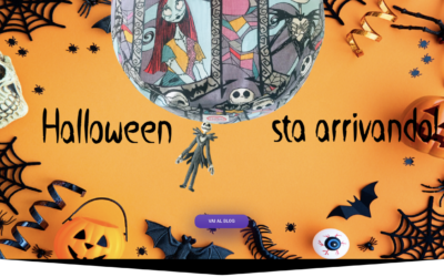 Halloween si avvicina