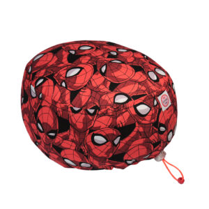 Cuffia chirurgica in cotone Spiderman face