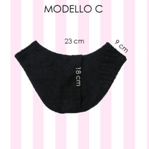 Copricollare Modello C Misure by Cuffiosa