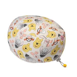 Cuffia chirurgica Winnie the Pooh face su bianco