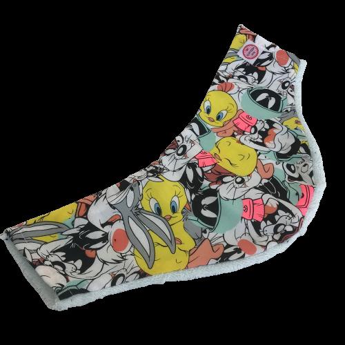 Copricollare modello B Personaggi Looney Tunes by Cuffiosa