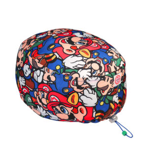 Cuffia chirurgica in polycotton Super Mario e Luigi full P